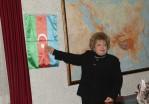 Hanım Halilova Ankara Genel Merkezde