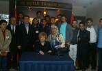 Prof. Dr. Hanım Halilova Safranbolu'da