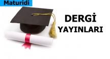 Maturidi-Dergi Yayınları