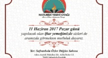 İftar Daveti-Safranbolu