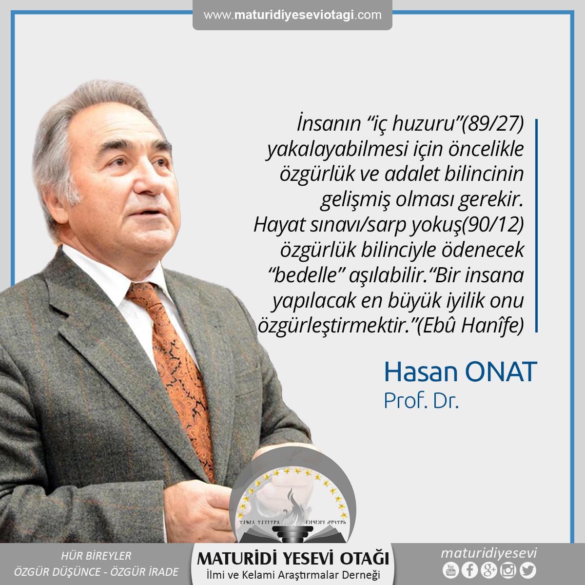 Hasan Onat - Özgürlük