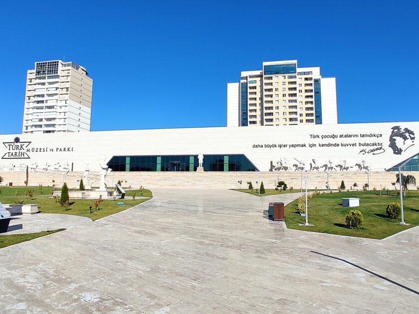 ankara türk tarih müzesi